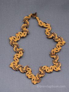 Ply split neckpiece