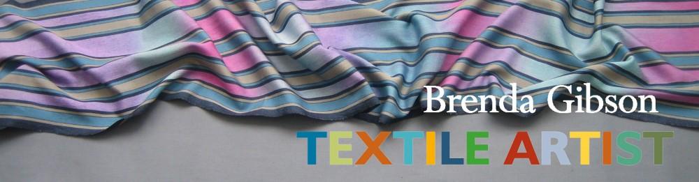 Brenda Gibson Textile Artist